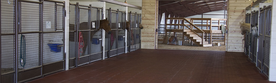 Stable And Stall Mats For Your Livestock Linear Rubber Products